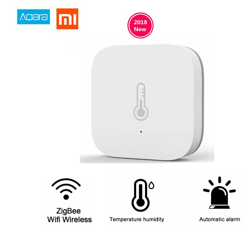 (Good Deal) Xiaomi Mi Aqara Temperature Humidity Sensor Environment Air Pressure Mijia Smart Home