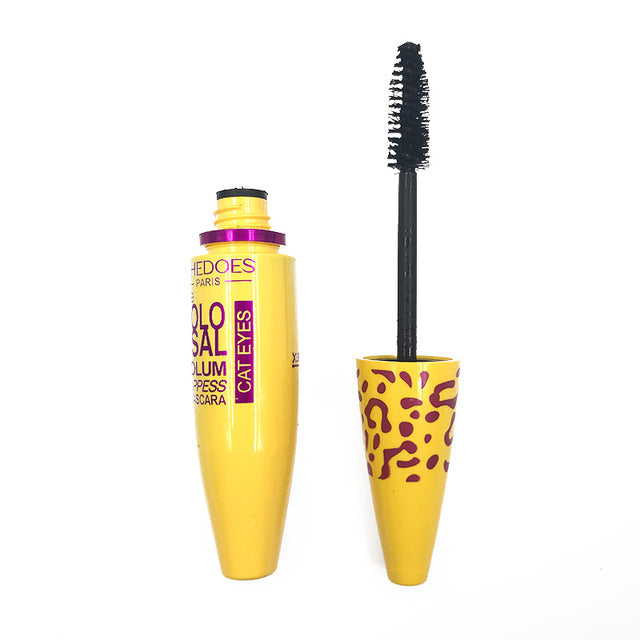 Exotic *** Makeup Cosmetic Length Extension Long Curling Eyelash Black Mascara Eyelash Lengthener Makeup Rimel Mascara