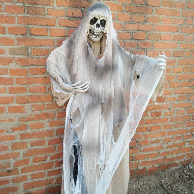 Horror, 165cm Halloween Hanging Ghost Haunted House Escape Horror, Hurry up (35% OFF)
