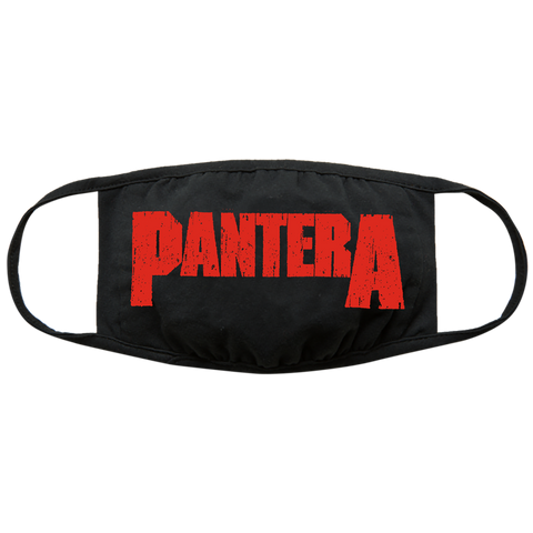 Pantera Logo Face Mask