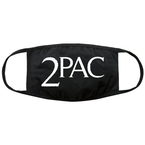 Tupac Logo Face Mask