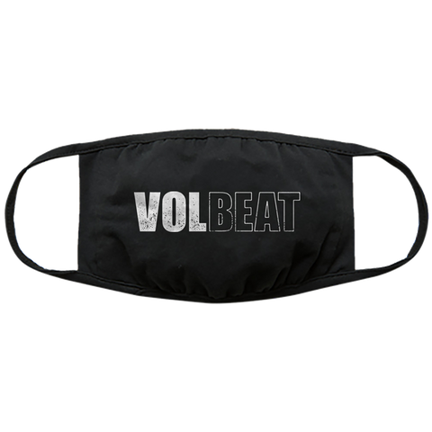 Volbeat Logo Face Mask