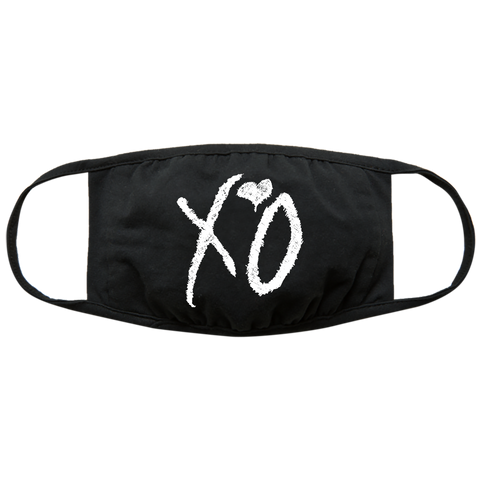 The Weeknd XO Face Mask