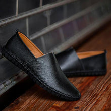 Load image into Gallery viewer, Handmade Leather Loafers