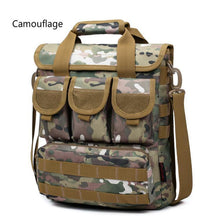 Load image into Gallery viewer, Outdoor Multi Pocket Oxford Handbags Tactical Crossbody Bags
