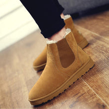 Load image into Gallery viewer, Fashion casual plus cotton high-top snow boots