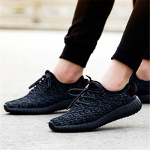 Load image into Gallery viewer, Couple models fashion breathable wild sneakers sports shoes