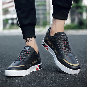 Men's Leisure Sports With Flat Shoes