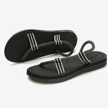 Load image into Gallery viewer, Gladiator Sandals for Male Summer Roman Beach Shoes Flip Flops Slip Flats