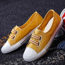 Load image into Gallery viewer, Color Block Flat Casual Sport Sneakers Daily Loafers