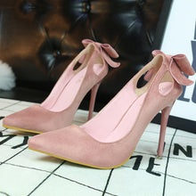Load image into Gallery viewer, sweet women high heels party outfits shoes