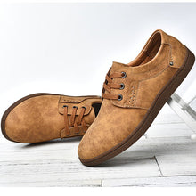 Load image into Gallery viewer, Retro Size Soft Bottom Casual Shoes