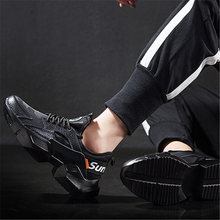 Load image into Gallery viewer, Men's Fashion   Casual High Breathable Sneakers
