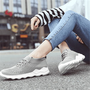 Couple Models   Fashion Casual Breathable Sneakers