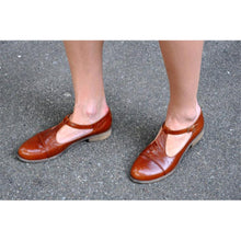 Load image into Gallery viewer, Fashion Retro Comfortable Thick   Heel Casual Shoes