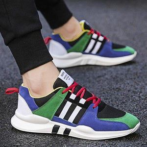 Men's Fashion Casual Breathable Running Sneakers