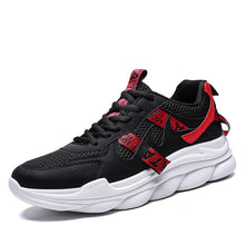 Load image into Gallery viewer, Men with a thick bottom wear wearable leisure sports shoes