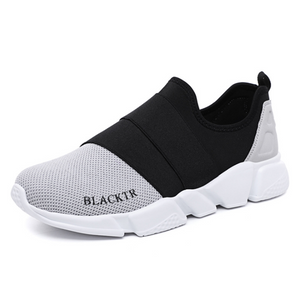 Couple models ultra light breathable fashion sneakers