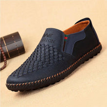 Load image into Gallery viewer, Men's Solid Soft Outdoor Casual Shoes