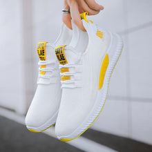 Load image into Gallery viewer, Men Fashion Color Matching Breathable Sneakers