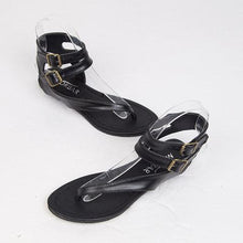Load image into Gallery viewer, Women Pu Sandals Casual Daily Flip Flops Shoes