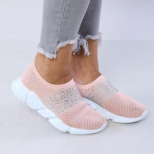 Breathable Mesh Face Hollow Old Shoes