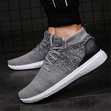 Load image into Gallery viewer, Men's lightweight breathable sneakers Sport shoes