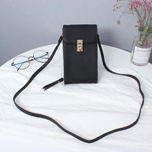 Load image into Gallery viewer, 6 Card Slot Phone Purse Multi-function Crossbody Bag