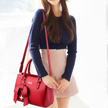 Load image into Gallery viewer, Women Collection Handbag Elegant Premium PU Crossbody Bag