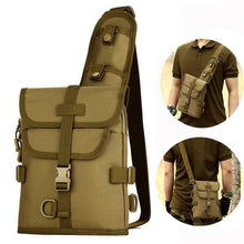 Load image into Gallery viewer, Outdoor Tactical Shoulder Bag Double Use Sports Hiking Bag