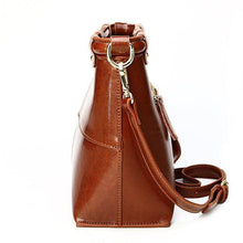 Load image into Gallery viewer, Vintage  Handbag Shoulder Bag Crossbody Bag
