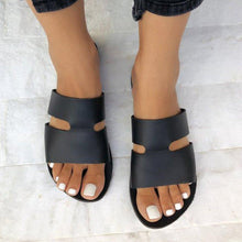 Load image into Gallery viewer, Women Summer Shoes Slides Slip-On Sandals