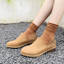 Load image into Gallery viewer, Fashion Female Hollow Spring Summer Pumps Casual Retro Pumps Women