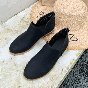 Fashion Female Hollow Spring Summer Pumps Casual Retro Pumps Women