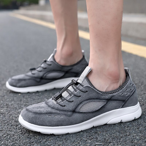 Men Sneakers Summer Men's Shoes Casual Footwear Breathable Male Walking Shoe
