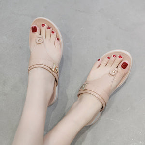 Summer Shoes Woman Sandals Slip On Slides Flip Flops Wedges Shoes For Women Beach Sandals