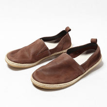 Load image into Gallery viewer, Vintage Soft Comfortable Slip on Shoes