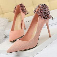 Load image into Gallery viewer, Pointed Toe Stiletto Heel Party Heels