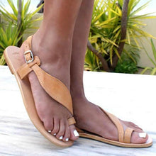 Load image into Gallery viewer, Women Casual Flip Flop Sandals Women Beach Shoes