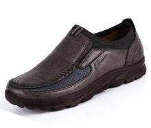 Load image into Gallery viewer, Casual Quality Leather Loafers Slip-on Shoes