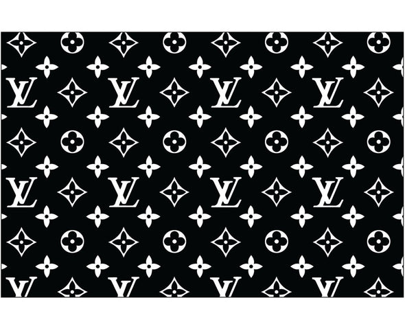 Louis Vuitton Stencils 12x12