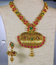Load image into Gallery viewer, Necklace & Earrings Set: Wedding Collection