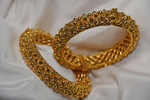 Load image into Gallery viewer, Bangles: Solid Gold Collection