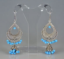 Load image into Gallery viewer, Earrings: Colors and Pearl Collection