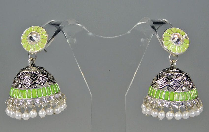 Earrings: Colors and Pearl Collection