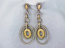 Load image into Gallery viewer, Earrings: American Diamond & 1 gm Gold-plated Collection