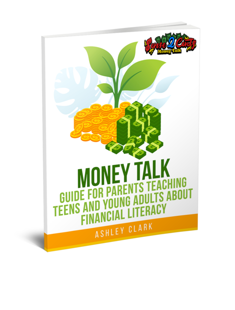 What to expect in Money Talk:Financial Literacy Guide for Parents Teaching Teens and Young Adults
