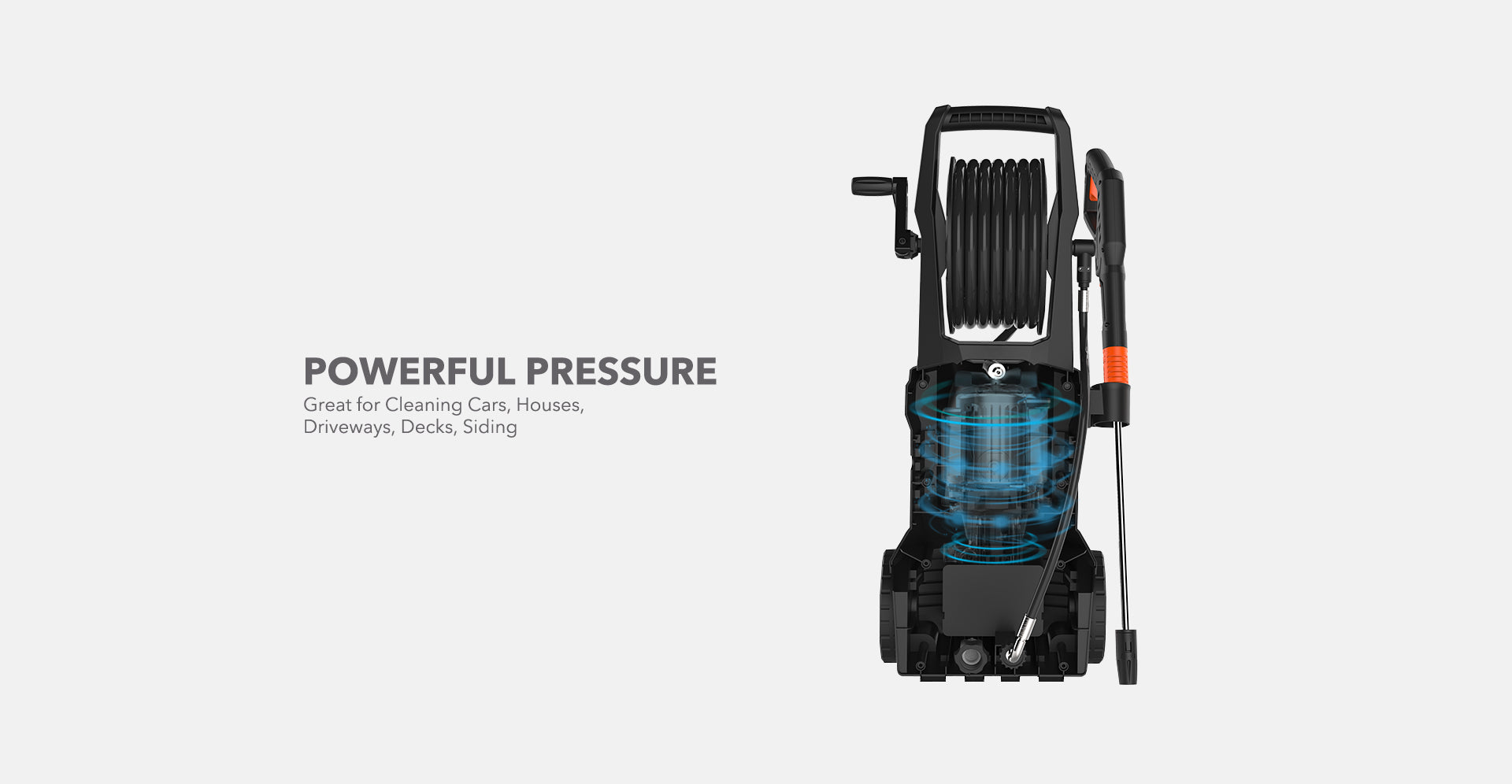 Paxcess X-Washer P2 3000psi Pressure Washer