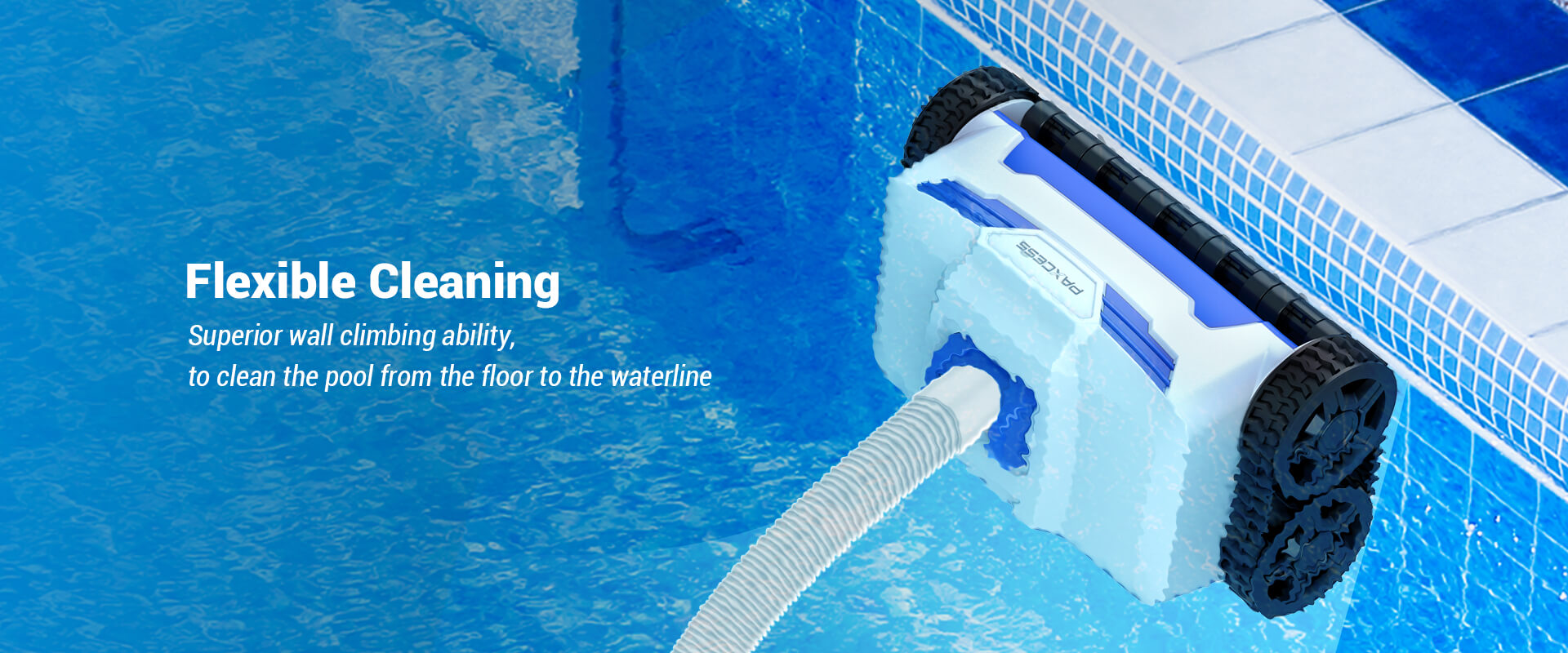 PAXCESS Automatic Pool Suction Cleaner (3)