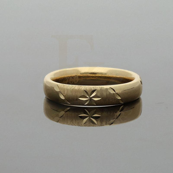 Gold Wedding Rings 18Kt - Fkjrn1305